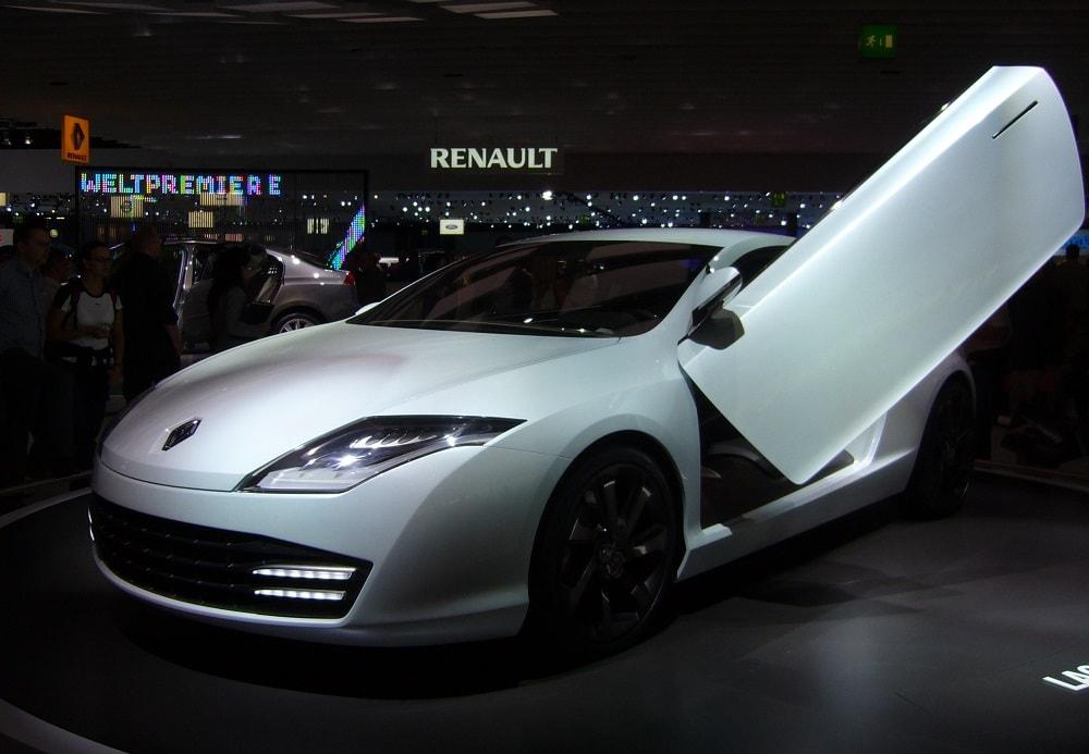 Winst opkrikking bij Renault